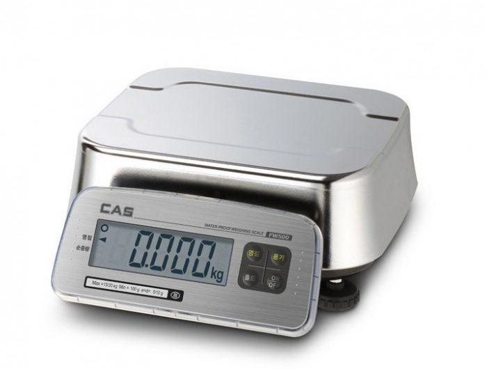 Cân Chống Nước FW-500 6kg/15kg/30kg Cas Hàn Quốc